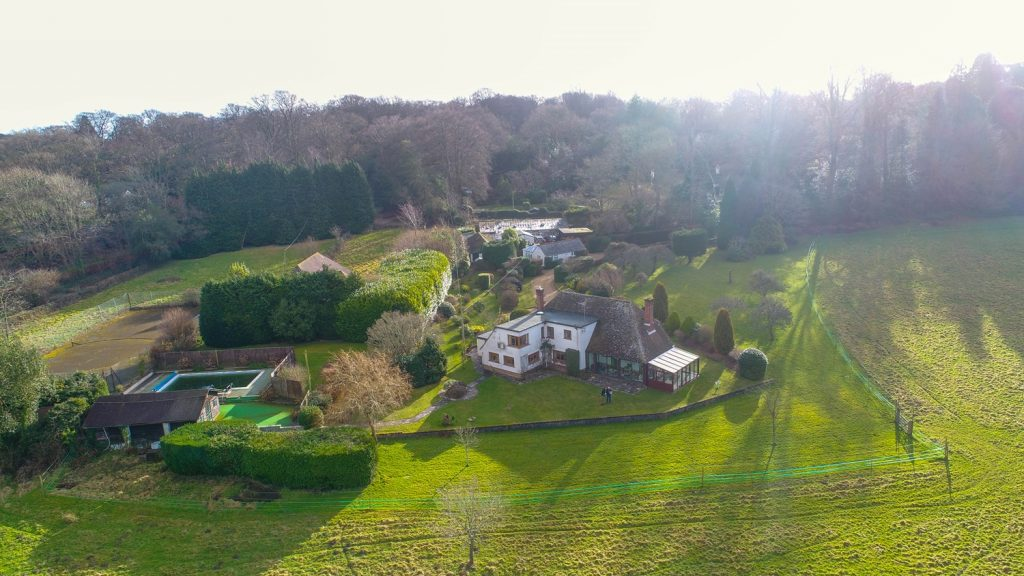 EXCITING NEW INSTRUCTION - 31 ACRES, NEW FOREST featured image