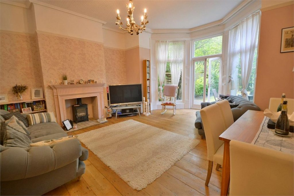 PRETTY VICTORIAN TOWNHOUSE - SUPERB NEW INSTRUCTION! featured image